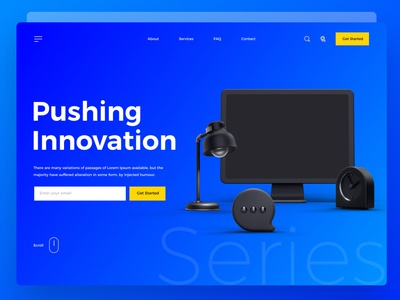 Let's Design a Landing Page UI in Figma Tutorial web design ux ui website design web design webdesign website youtube video tutorial tutorial figma design figmadesign figma