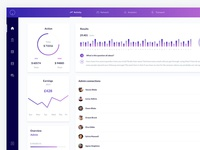 Analytics - Web App Ui Kit For Sketch And Xd