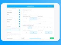 Ipad Ui Design For Medical App