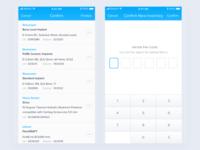 Minimal iOS App
