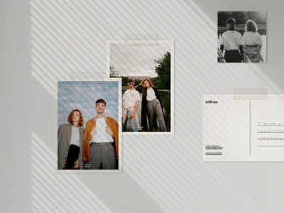 6:00 am postcards