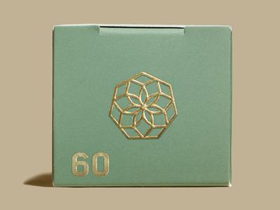 Charlotte's Web Packaging: Top Emboss & Foil