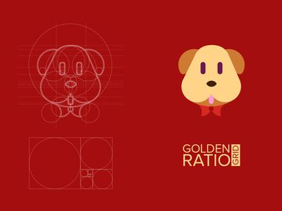 Golden Ratio Grid