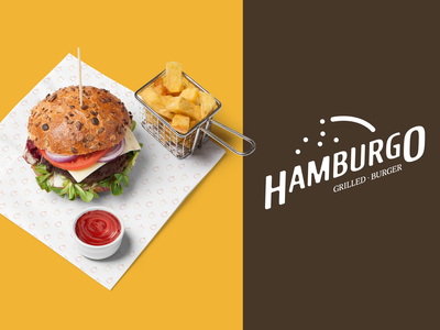 Hamburgo • Grilled Burger - Branding 02