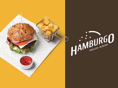 Hamburgo • Grilled Burger - Branding 02 logo design logotype inspirations logodesign identity design branding brand identity brand design brand burger logo burgers burger