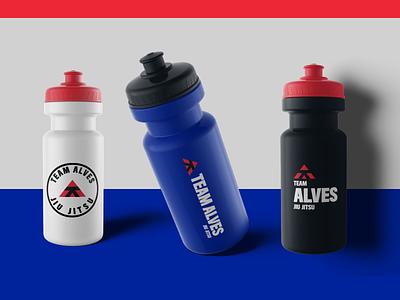 Team Alves - Brazilian Jiu Jitsu - Branding 03 logo design logotype branding fight fight club fighter inspirations identity design brand identity logodesign brand design brand