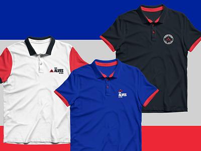 Team Alves - Brazilian Jiu Jitsu - Branding 04 logo design brand identity fighters fight club fight logotype inspirations identity design branding brand design logodesign brand
