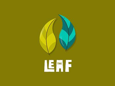 The Leaf vector illustration design illustration art illustrations illustraion leaf
