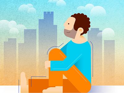 SAPC - Illustrations webdesign digital illustration illustration kluge