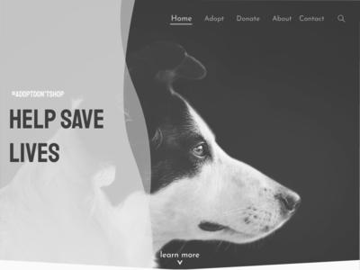 Animal Shelter UI