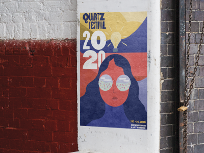 Quartz Festival Poster