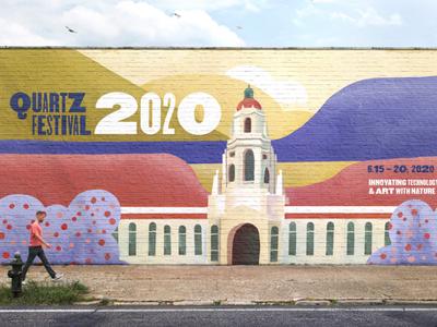 Quartz Festival Mural