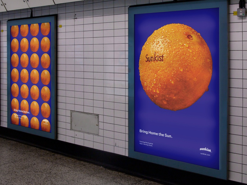Sunkist Posters