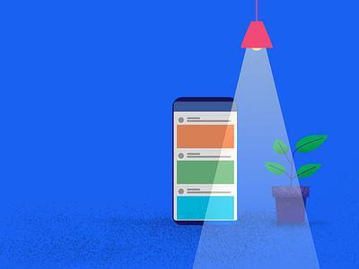 Building a Better Facebook illustration