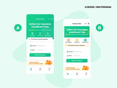 Mini Program app mobile mini program