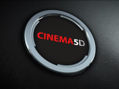 Cinema5D Logoanimation cinema5d 3d logoanimation animation maya element3d