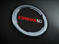 Cinema5D Logoanimation