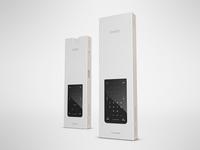 Ruwido - Invitro, Packagingdesign