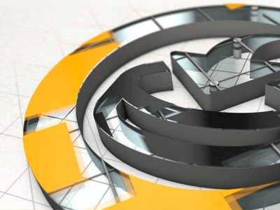 Symantec Motiongraphics logo animation 3d symantec 2hemispheres motiongraphics