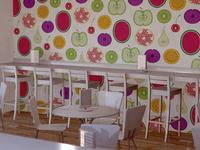 Juice Bar Mural