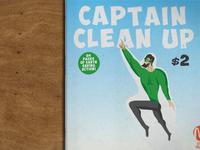 Captain Clean Up