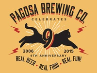 Pagosa Brewing Co. - 9th Anniversary