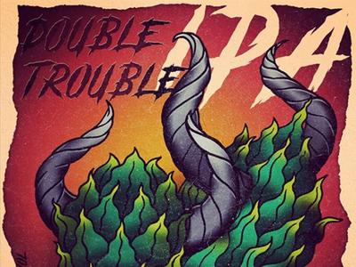 Double Trouble IPA