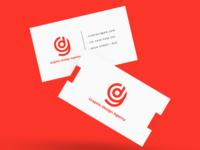 Logo + visiting card