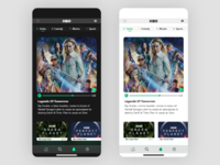 HBO application concept