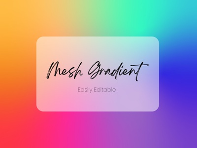 Mesh Gradient