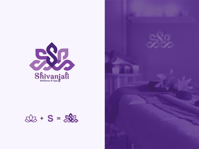 Logo Design - Shivanjali design vector illustration logo design tsart artwork graphicdesign graphic logodesign logodaily logotype logos logo