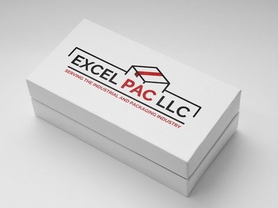 Logotype for packaging company Excel Pac LLC