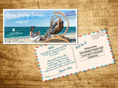 Leaflet Design for Jagram Leisure