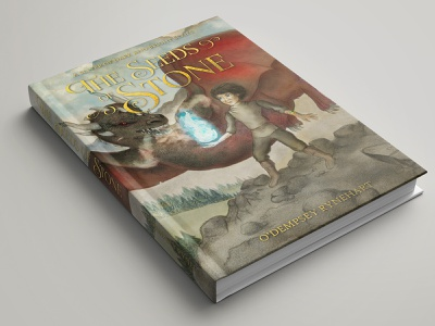 Cover Illustration and Cover project for the book