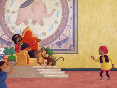The King summons Gabu