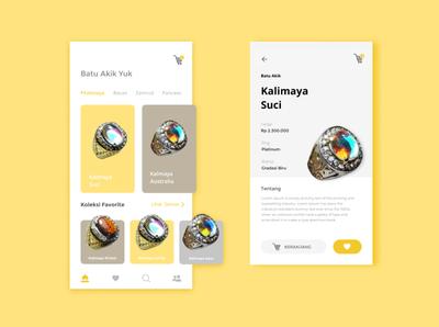 Ring Store App