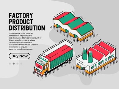 Factory Product Distribution