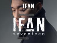 Ifan Seventeen Logo
