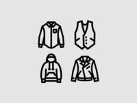 Men Clothes Icon