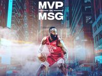 MVP in MSG