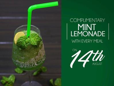 Mint Lemonade Deal