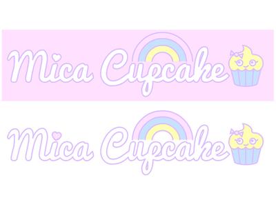 Mica Cupcake Logo