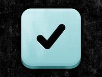 iPhone ToDo App Icon
