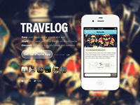 Travelog Website