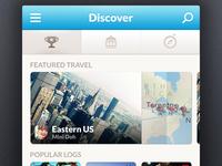 Travelog — Discover