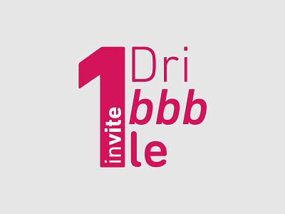 Dribbble Invitation #4 vector dada invitation typeface din next dribbble best shot dribbble invitation dribbble invite dribbble typography graphic design minimalistic design