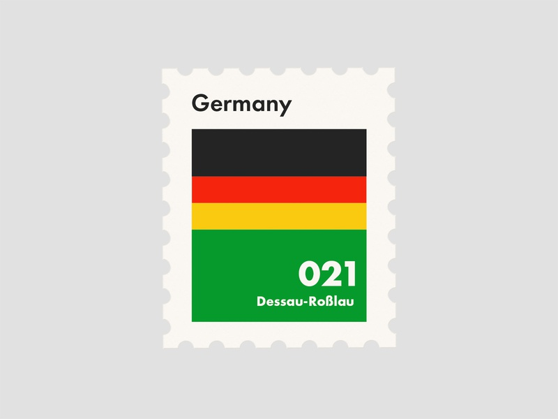 GERMANY 2021 - Dribbble Weekly Warm-Up