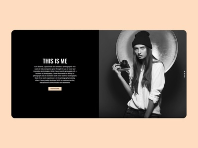 MANRAY 📸 elementor photographer photography wordpress theme wordpress design minimalistic graphic design design