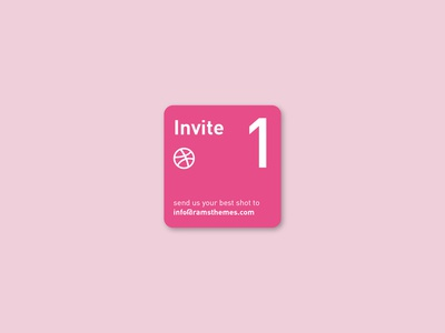 Dribbble Invitation #2