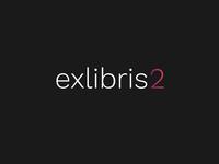 EXLIBRIS 2 Logo Concept
